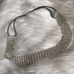 Jewelry - Shine head band with stones